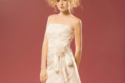 Aurélie Cherell : des robes de mariée sur mesure, épurées, élégantes et originales