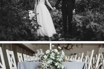 Cudowny reportaż ślubny, w którym natura, to najważniejszy świadek tego pięknego dnia! Zapraszamy!