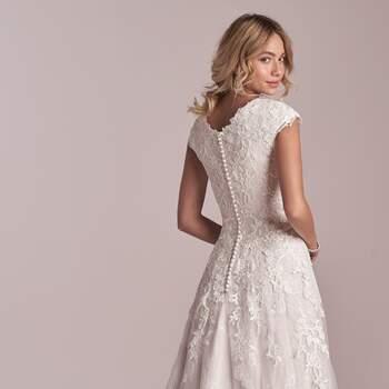 Vestidos de novia Rebecca Ingram otoño 2020