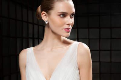Robes de mariée Cosmobella 2017 : des modèles glamour et féminins