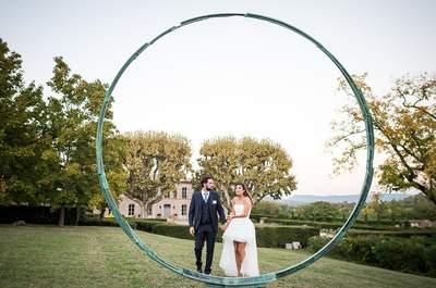Le beau mariage festif de Laureen et Pierre-Yves dans le Var