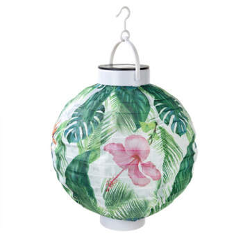 Esfera de energía solar tropical- Compra en The Wedding Shop