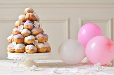 Comment éviter la pièce montée en dessert de mariage ?