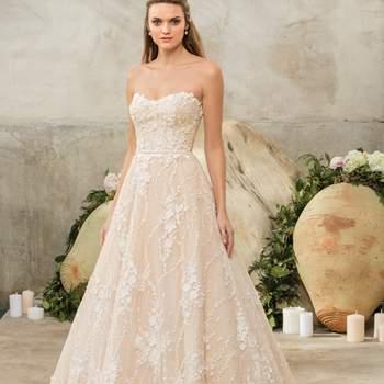 Style 2288 Sienna. Credits- Casablanca Bridal.