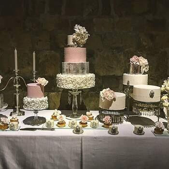 Tuscan Wedding Cake