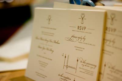 Los invitados tardan en responder la invitación a la boda ¿qué hago? Tips para no caer en la desesperación