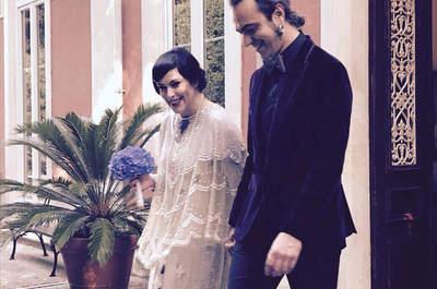 Sónia Tavares e Fernando Ribeiro casaram em segredo!