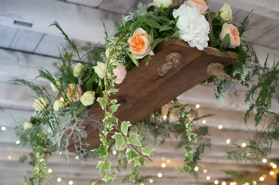 Tendencias 2016 para tu mesa de bufet ¡Decora tu matrimonio con estas ideas!