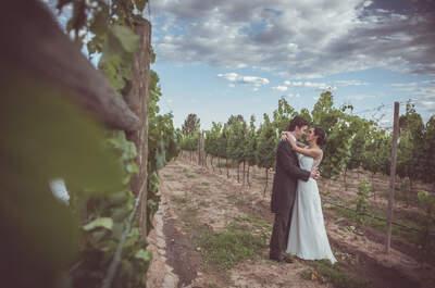 Y el destino me llevó hacia ti: La boda de Paulina y Arturo