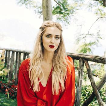 Chiara Ferragni/ Foto via Instagram