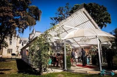 100 locais para casamento ao ar livre: só perfeitos!