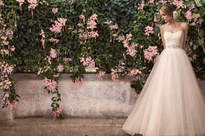 Cómo elegir tu vestido de novia. ¡Nueve consejos muy útiles de expertas!