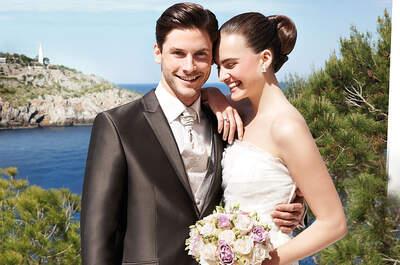 Stylings für den Bräutigam: Top modisch zur eigenen Hochzeit!