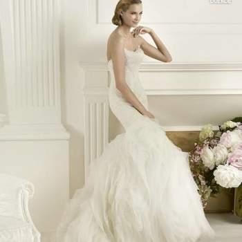 El modelo Duende destaca por su espectacular falda.