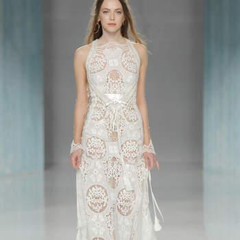 Galia Lahav. Credits: Barcelona Bridal Fashion Week