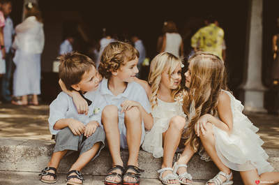 Как одеть детей на свадьбу: 6 советов для маленьких гостей
