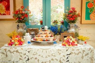 4 propostas para seu casamento em 2015: explorar a natureza, picnic vintage e abusar do DIY