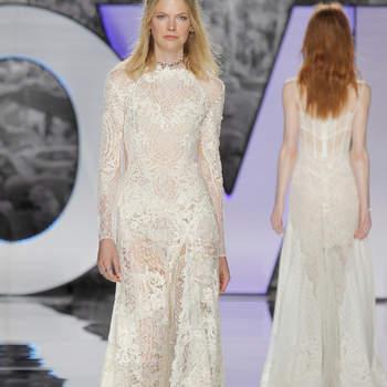Filigrane Brautkleider mit Spitze – Sehen Sie die schönsten Looks für Ihren großen Tag