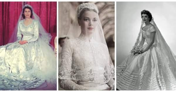 Les robes de mariée de stars qui ont marqué