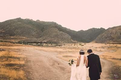 Los 9 mejores fotógrafos de boda en Jaén