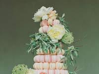 Beautiful and Orginal Wedding Macarons