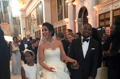 ¿Gastar 6 millones de dólares en tu matrimonio? ¡Así fue la increíble boda de esta pareja!