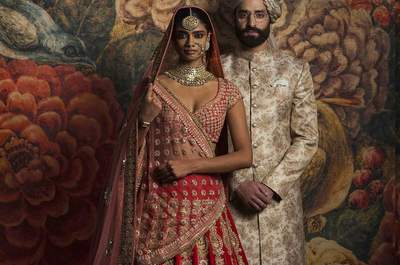 Bridal wear: Sabyasachi Mukherjee