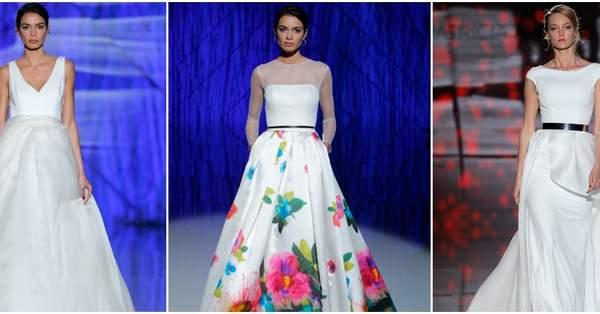 c4f54d9d8d04 Patricia Avendaño 2017  abiti da sposa e da cerimonia ricchi di stile ed  eleganza