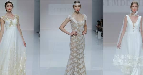 9752151914 Vestidos de noiva Cymbeline 2019  a moda parisiense no seu máximo esplendor!