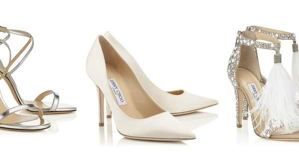 56456a14 Zapatos de novia Jimmy Choo 2017. ¡Diseños de alfombra roja para tu boda!