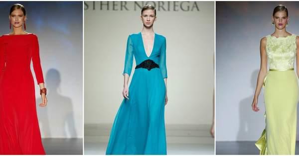 be4798982 Vestidos de fiesta largos 2016  descubre los 43 diseños más impresionantes  para una boda de noche