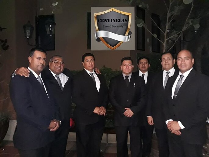 Centinelas Event Security