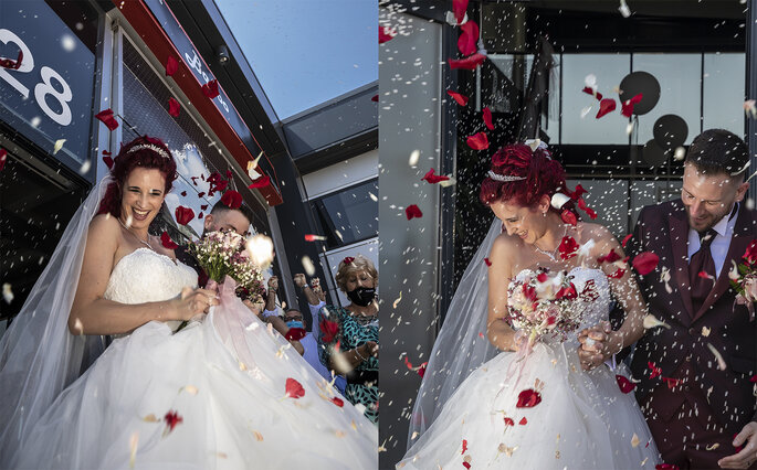 Mirar de Llum fotógrafo de boda Barcelona