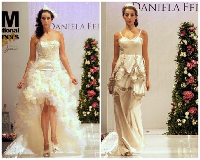 Linea para novia de Daniela Ferrari