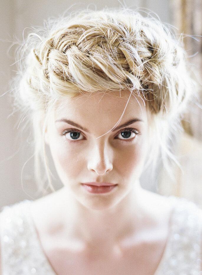 8 tendencias en belleza para novias que serán extraordinarias este 2015 - Ann Kathrin Koch