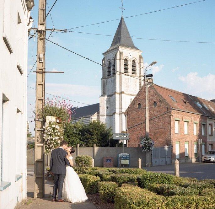 Yi Et Aurélien : Un Mariage Ultra Romantique Dans Le Nord