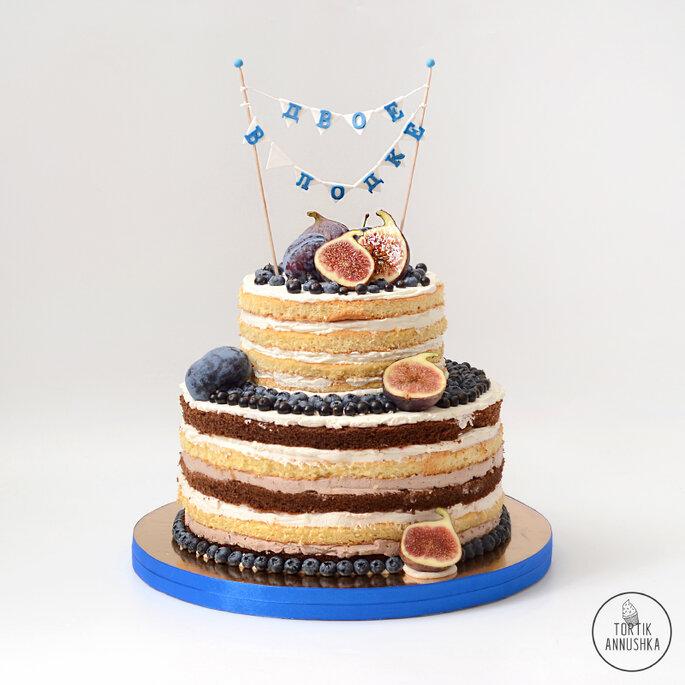Тортик-Аннушка