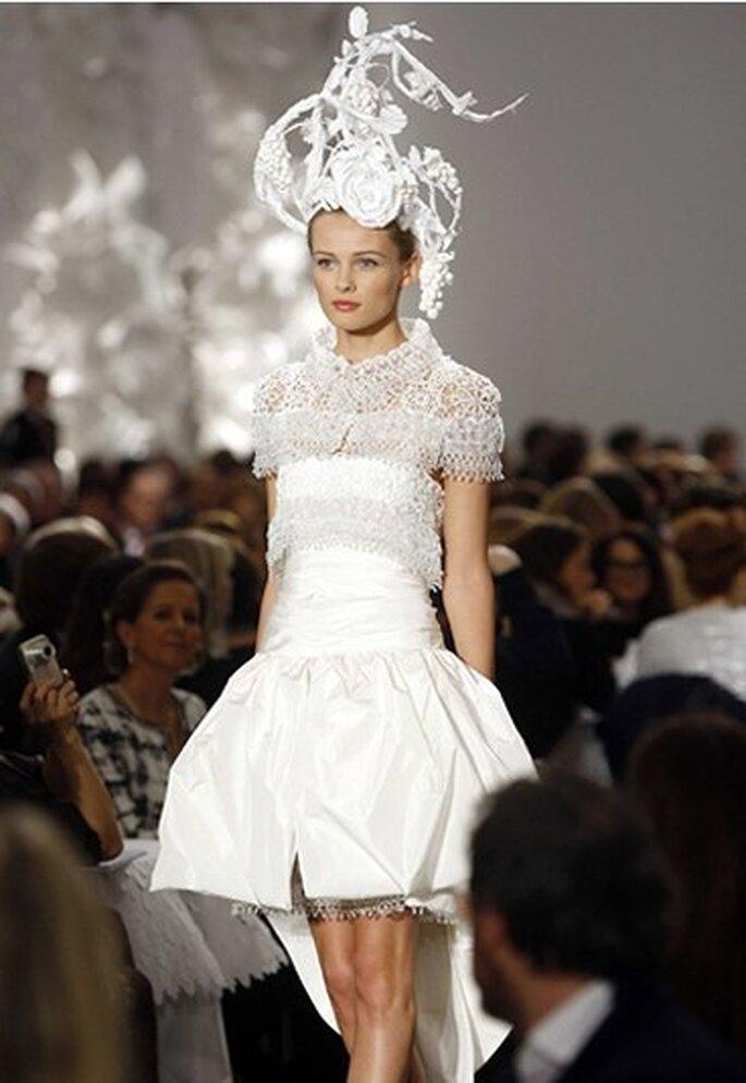 Abito da sposa Chanel