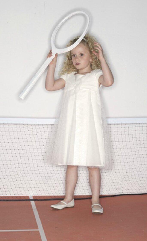 Collection Enfant Suzanne Ermann, modèle Ruth - Photo : Suzanne Ermann