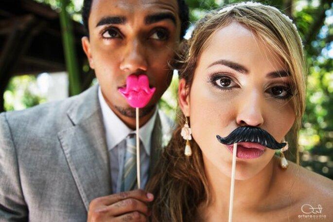 Elige la fotografía artística para tu boda y diviértete viendo tu álbum de novios - Foto Arturo Ayala