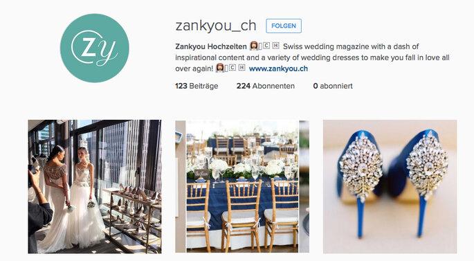 Zankyou instagram