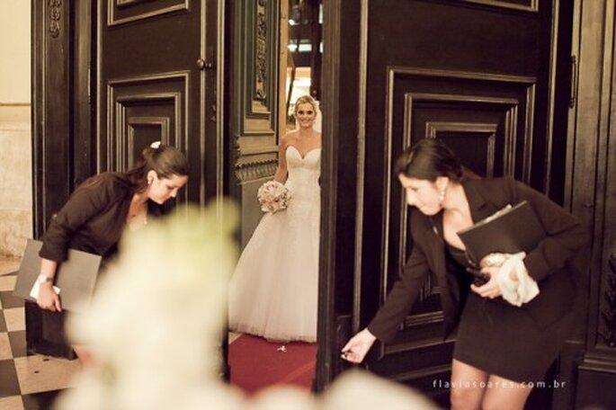 Cerimonialistas e Assessores de casamento. Foto: Flavia Soares