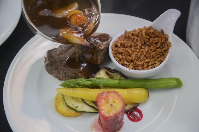 Ideas & Catering Menú para tu boda Cartagena