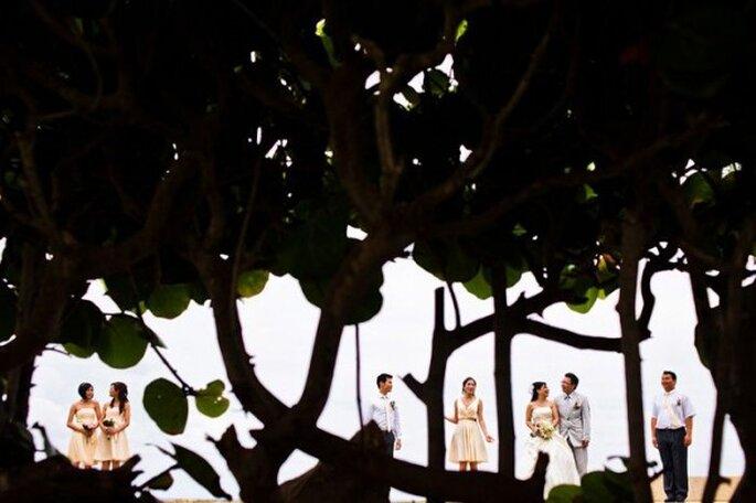 """La tendencia """"Harmony"""" en tu boda: un acercamiento vital con la naturaleza - Foto Citlalli Rico Photography"""