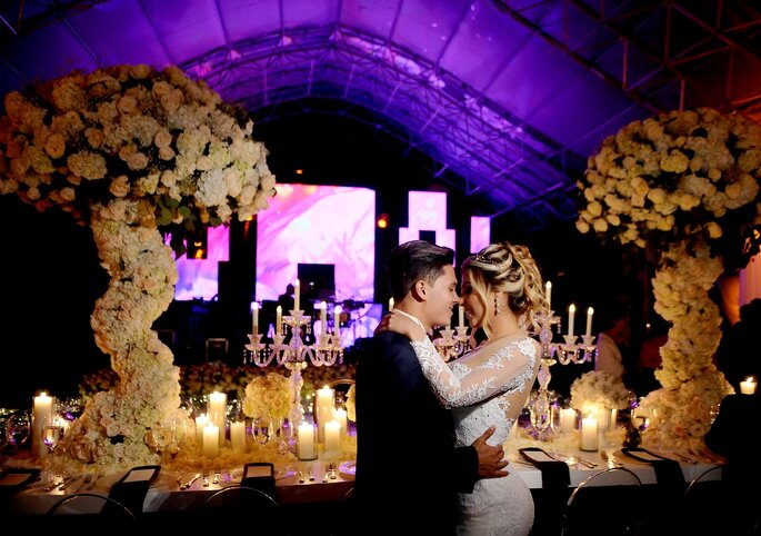 David Betancur Wedding Planner - Floral Designer.