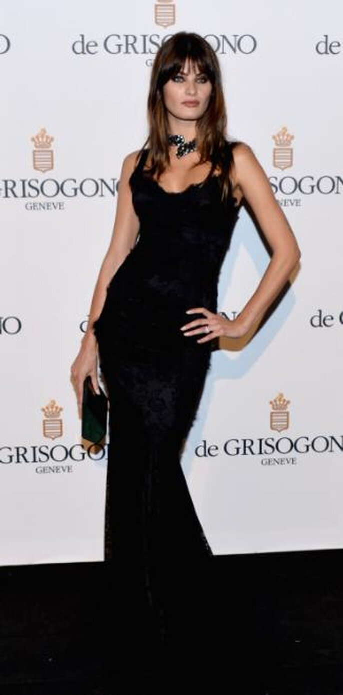 Isabeli Fontana, Festival de Cannes 2012. Foto de Image.net.