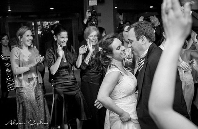 Faire appel à un DJ de mariage professionnel est une évidence - Photo : Adriana Carolina