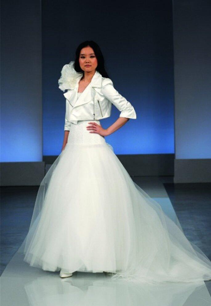 Cymbeline 2013 nous présente la robe de mariée Guster au travers de son film Bastille
