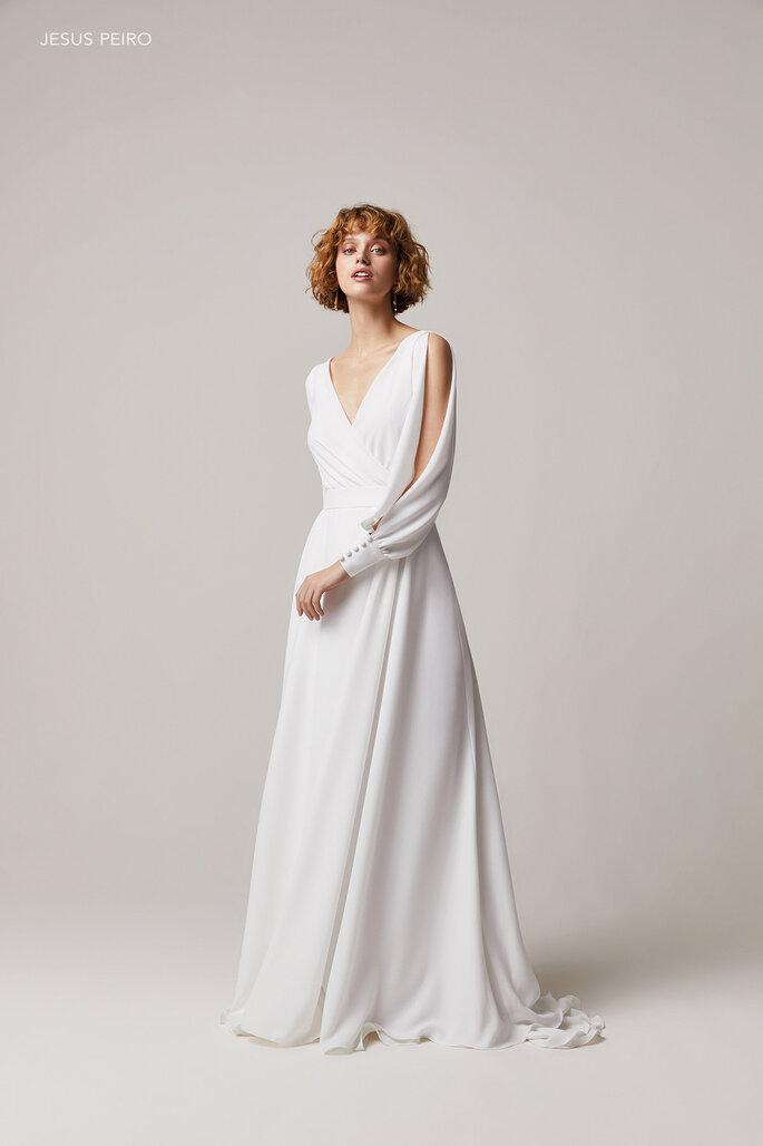 vestidos de novia modernos Jesús Peiró