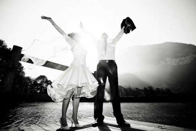 La magie qu'insuffle un mariage en hiver - Photo : Mars et Venus MARIAGES